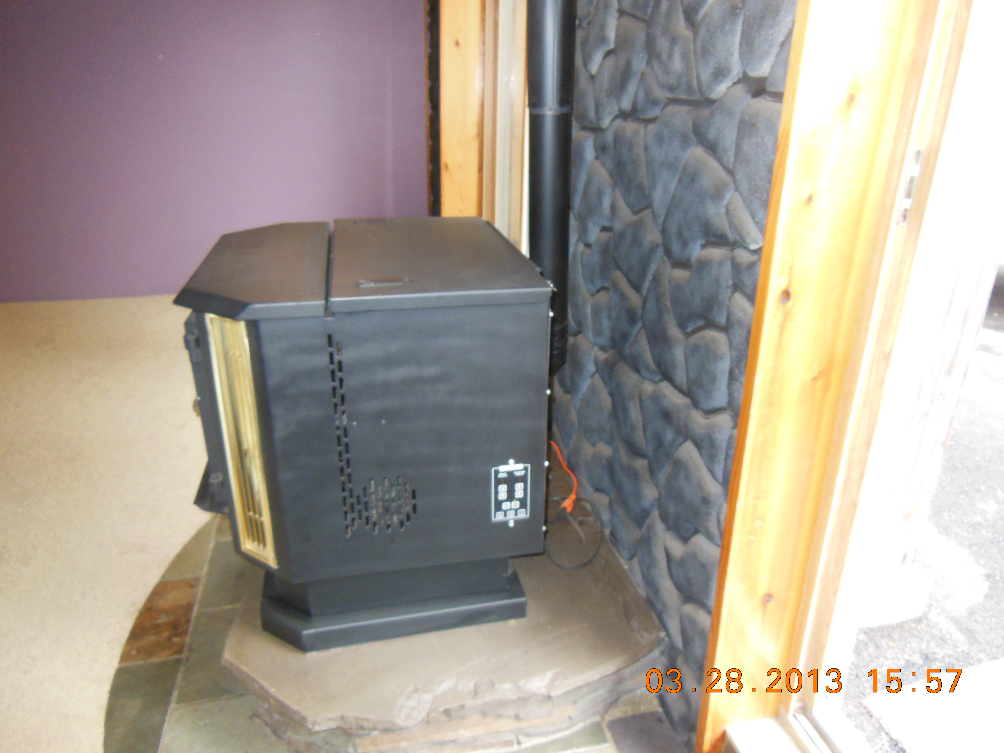 Wood Stove Combustible Clearance Citywide Home