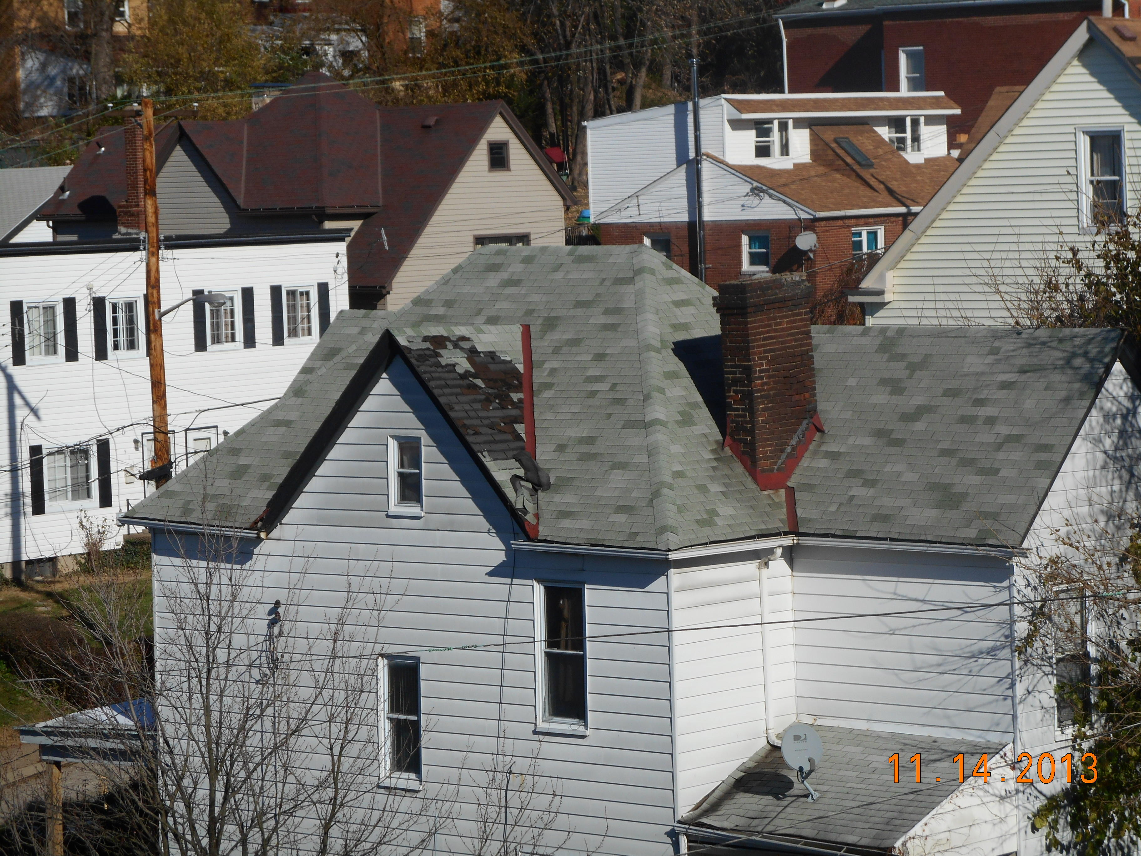 Chimneys In The Valley Citywide Home Inspections Llc